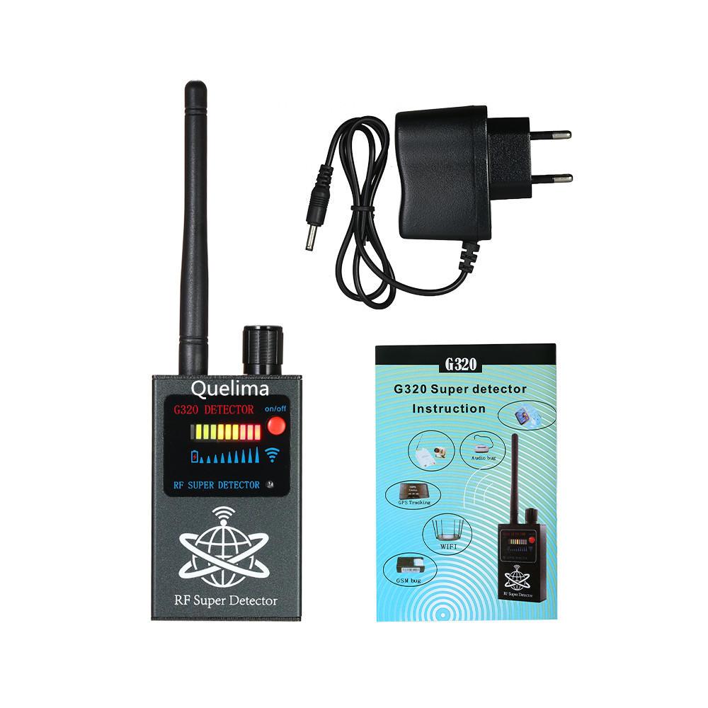 Quelima G320 Handheld Car GPS Signal Detector