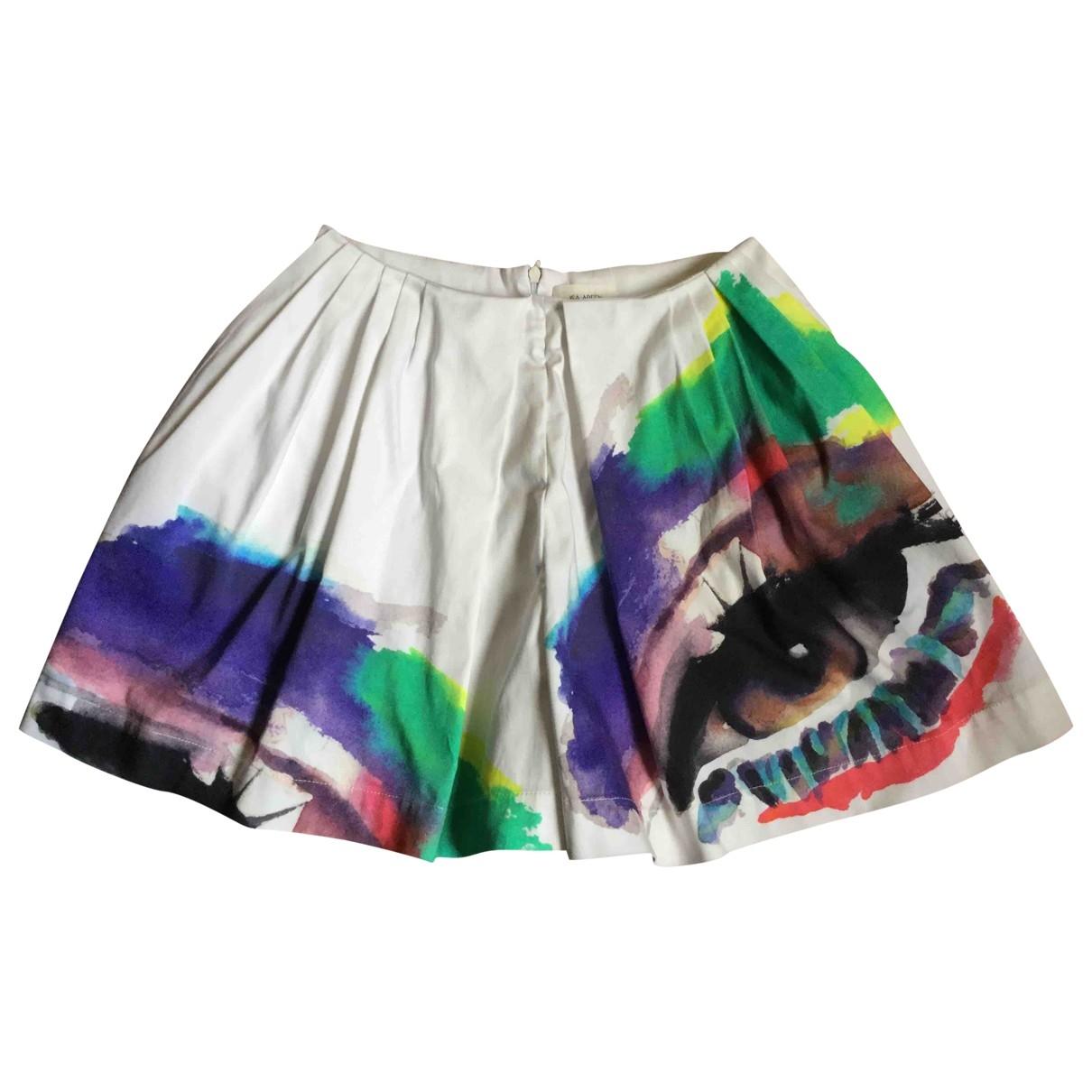 Mini falda Isa Arfen