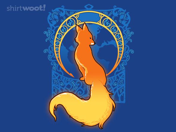 Fox Nouveau T Shirt