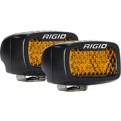 Rigid Industries SR-M Series Rear Facing Dual Function LED Lights - 90172