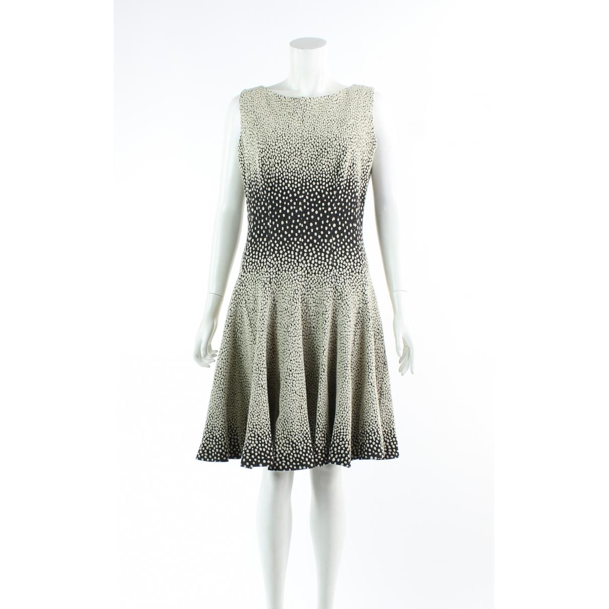 Issa \N Kleid in  Grau Wolle