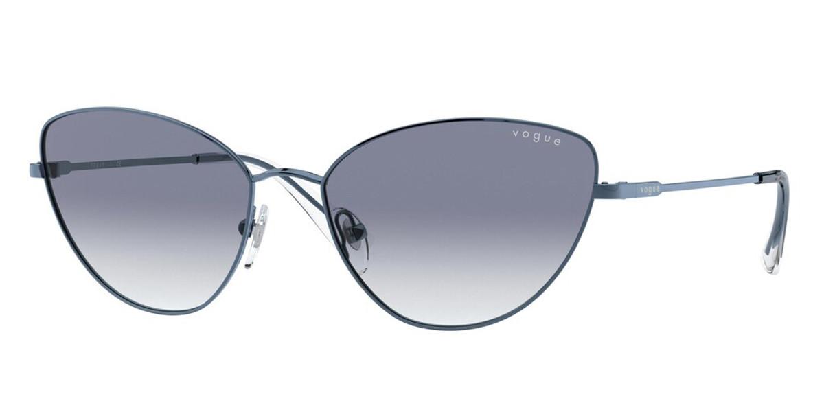 Vogue Eyewear VO4179S 512779 Women's Sunglasses Blue Size 56