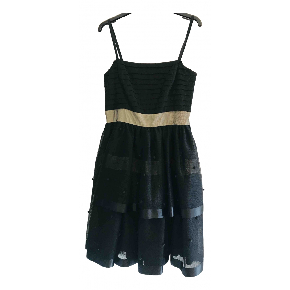 Juicy Couture \N Kleid in  Schwarz Polyester