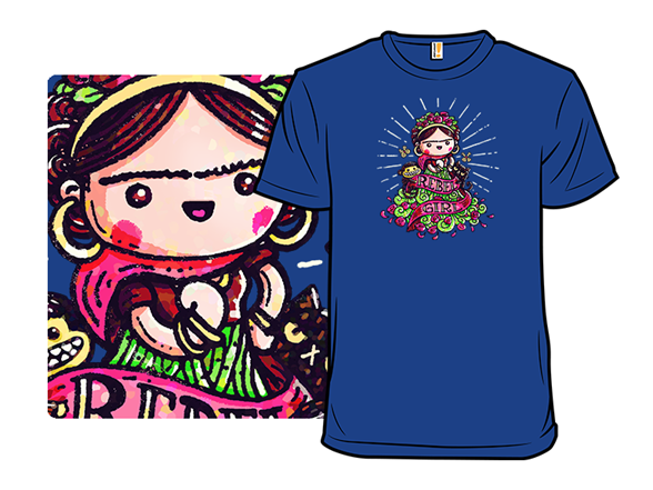 Rebelde T Shirt