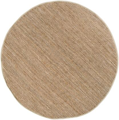 Continental COT-1931 8' Round Cottage Rug in