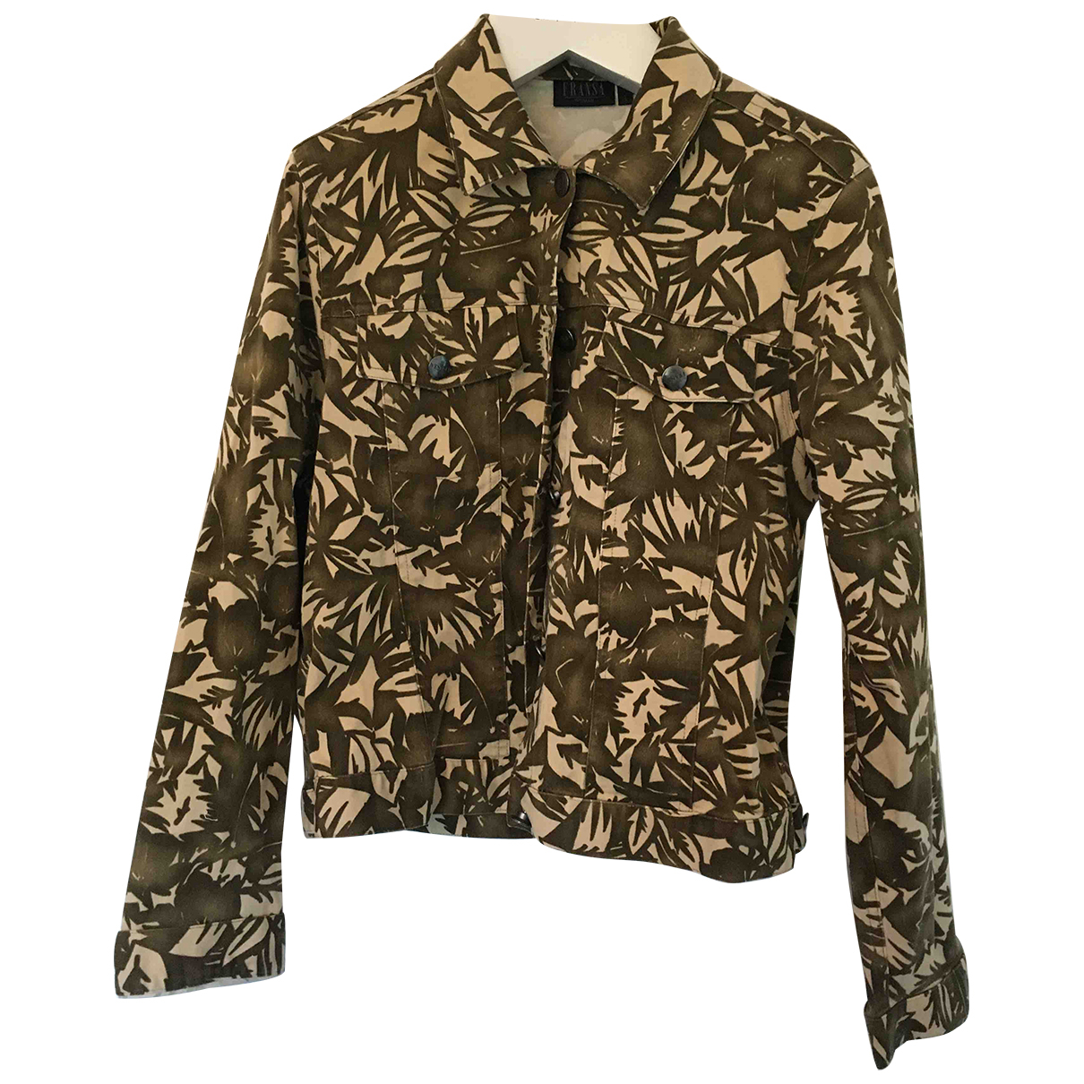 Non Signé / Unsigned N Cotton jacket for Women L International
