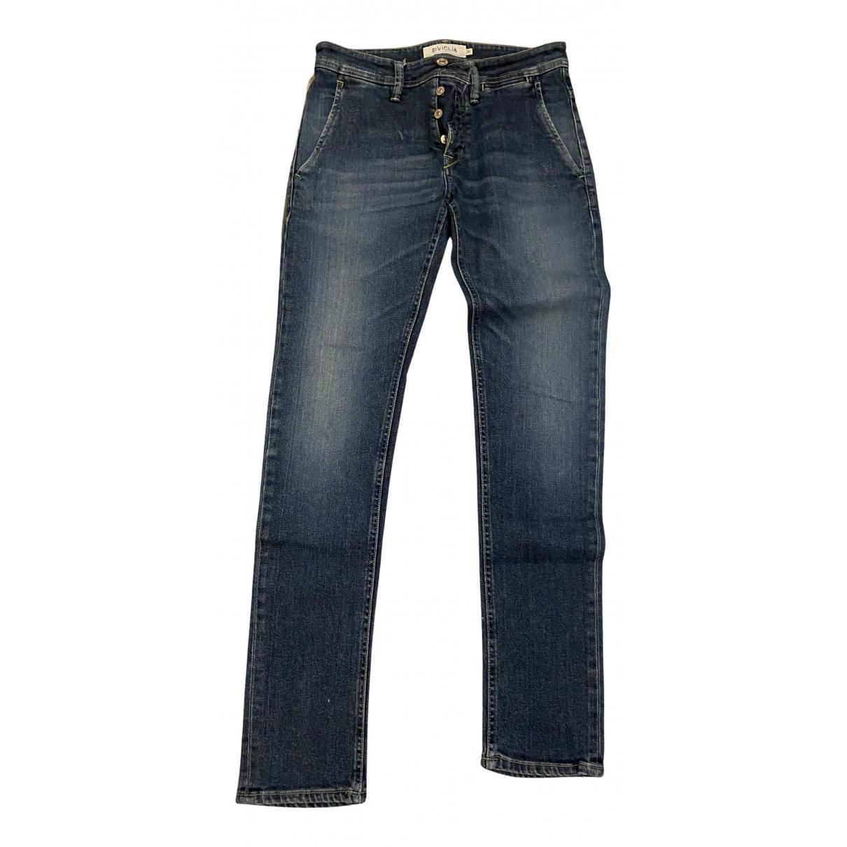 Atelier Siviglia N Cotton Jeans for Men 29 US