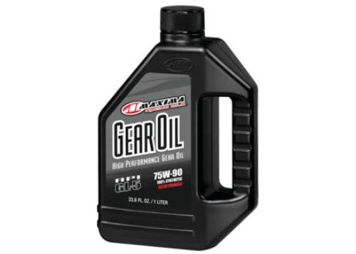 Maxima 44901 Synthetic Gear Oil 75W90 1 Liter