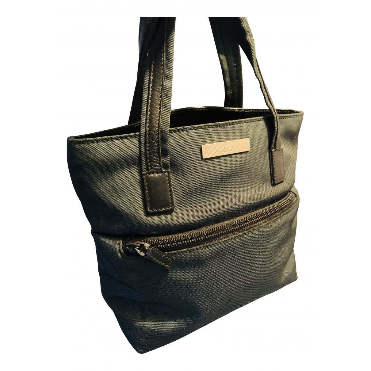 Gucci N Green Cloth handbag for Women N