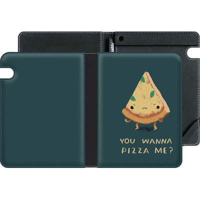 Amazon Kindle Voyage eBook Reader Huelle - You Wanna Pizza Me? von Louis Ros