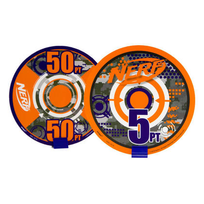 NERF 8 Target Centerpieces For Birthday Party