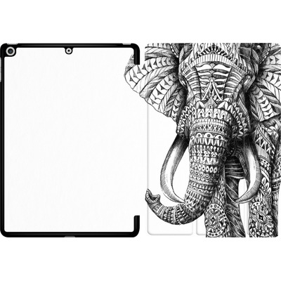 Apple iPad 9.7 (2017) Tablet Smart Case - Ornate Elephant von BIOWORKZ
