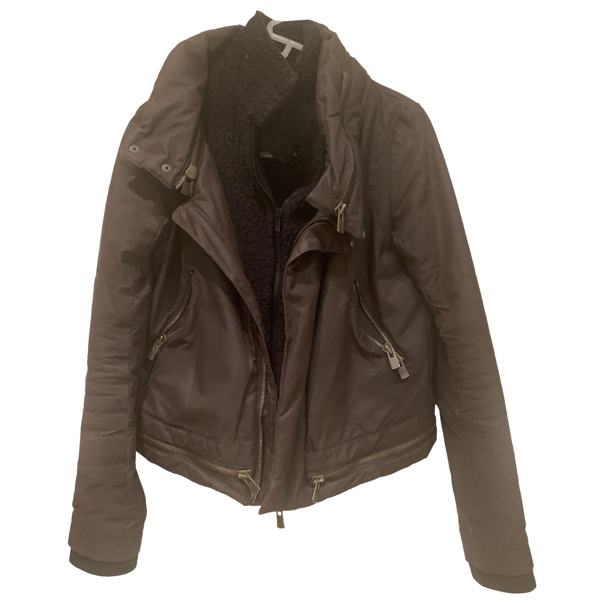 Givenchy - Veste   pour femme en mouton - marron