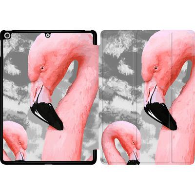 Apple iPad 9.7 (2017) Tablet Smart Case - Flamingo Grey von Mukta Lata Barua