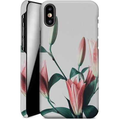 Apple iPhone XS Smartphone Huelle - Blume von SONY