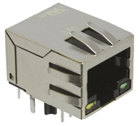 Wurth Elektronik Through Hole Lan Ethernet Transformer, 15.88 x 13.95 x 21.84mm, 0 → +70 °C