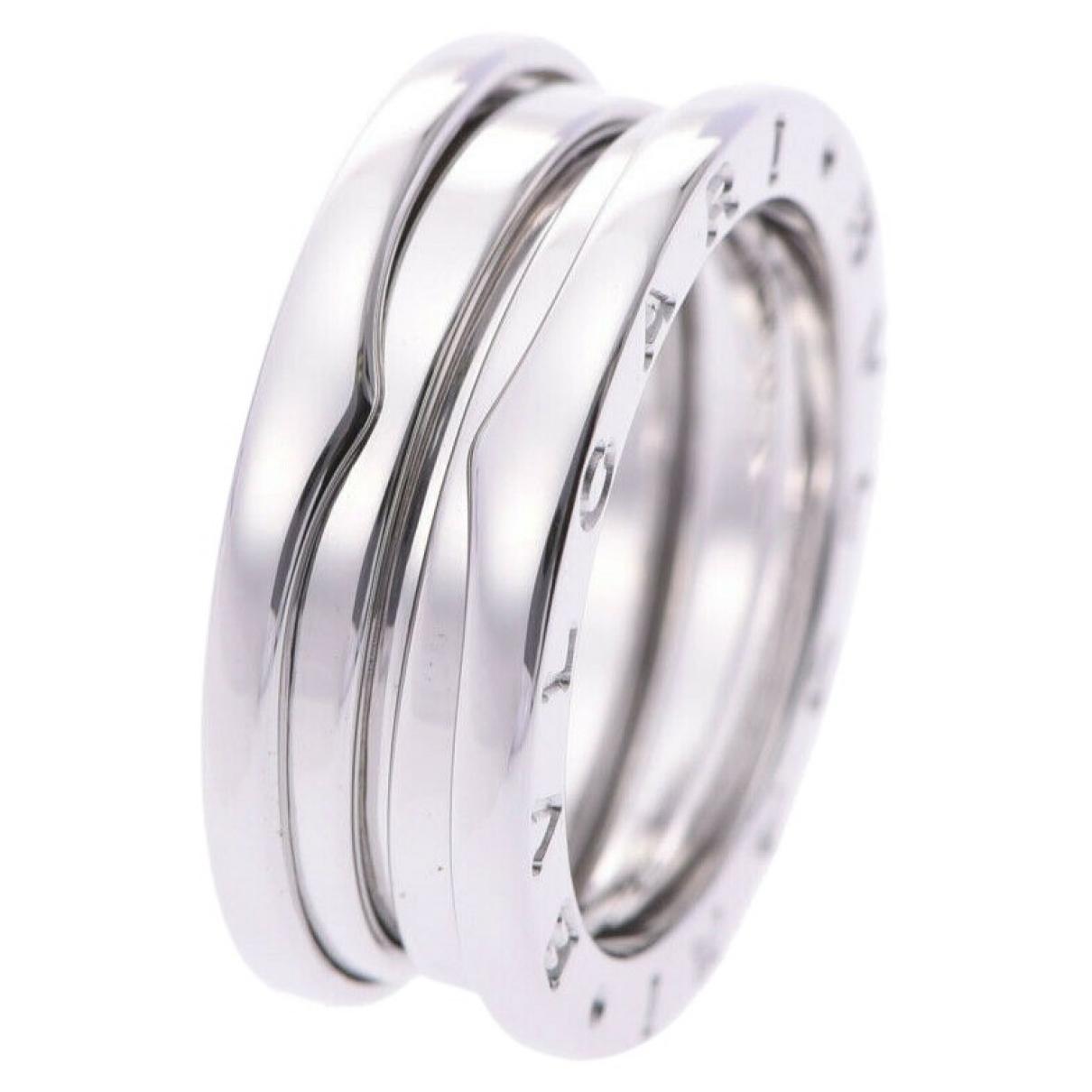 Bvlgari B.Zero1 Silver White gold Jewellery for Men \N