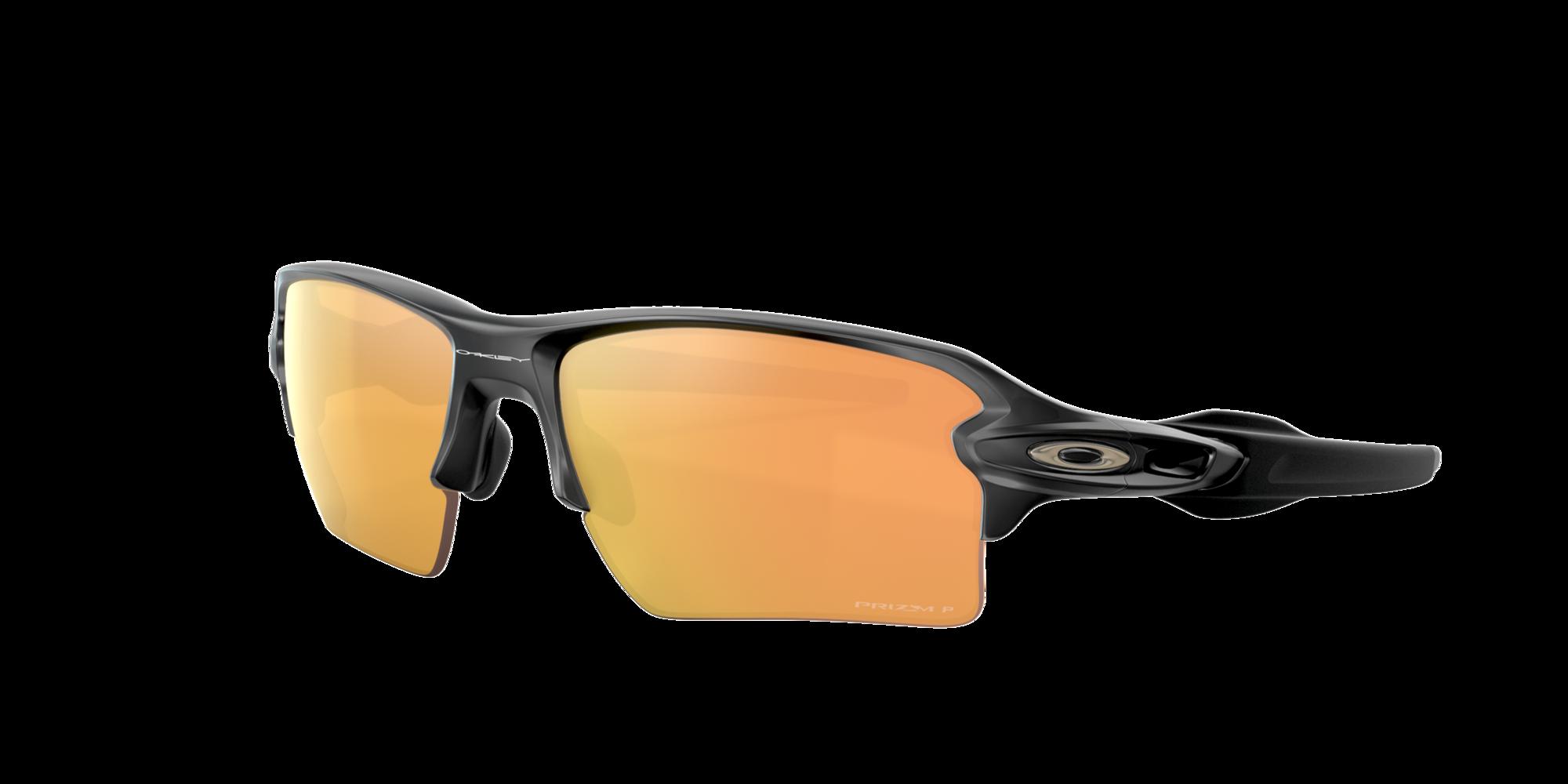 Oakley Man  OO9188 Flak™ 2.0 XL -  Frame color: Black, Lens color: Orange, Size FA-LS/133