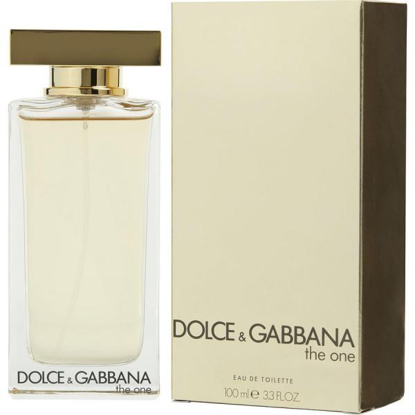 The One Pour Femme - Dolce & Gabbana Eau de Toilette Spray 100 ml