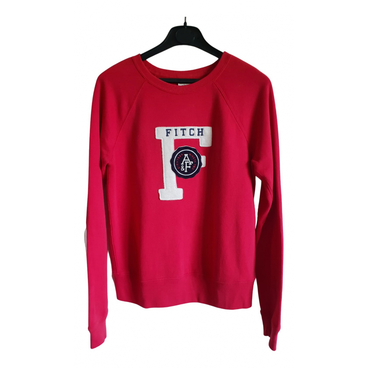 Abercrombie & Fitch N Red Cotton Knitwear for Women 36 FR