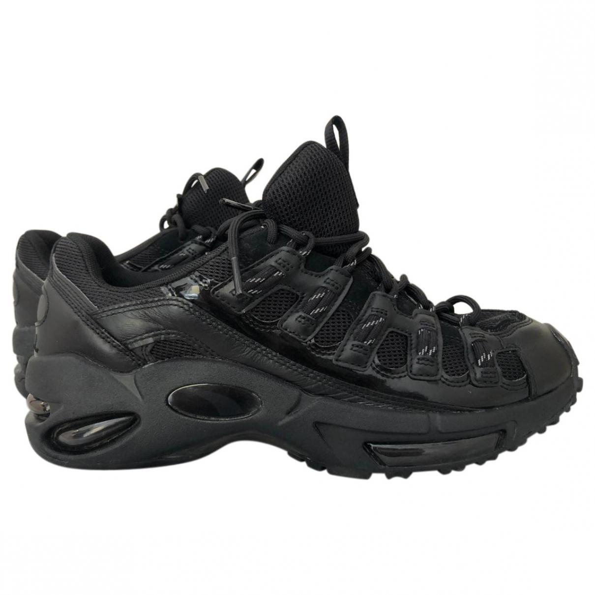 Puma \N Sneakers in  Schwarz Kautschuk