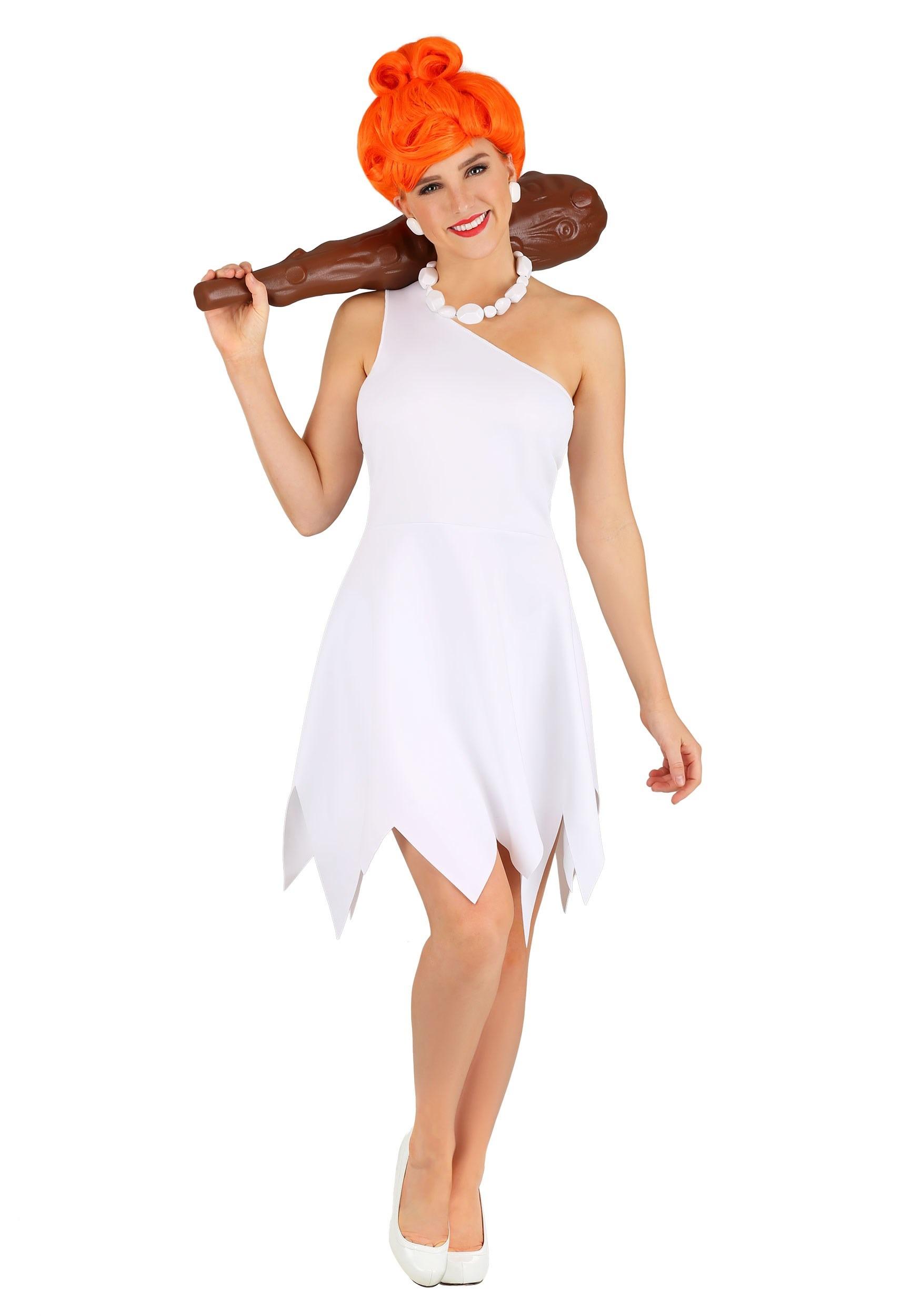 Classic Flintstones Wilma Costume for Women