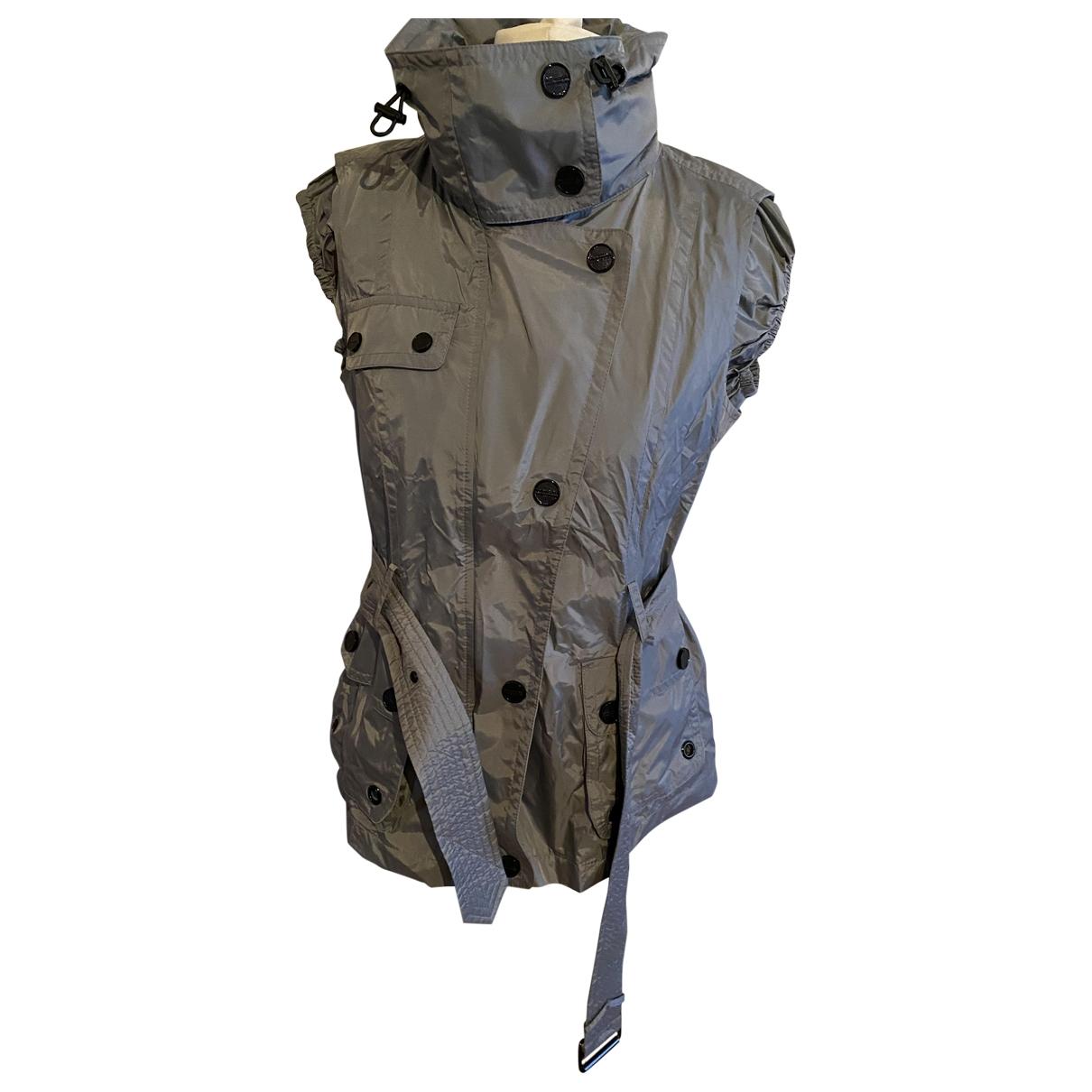 Burberry - Veste   pour femme - gris