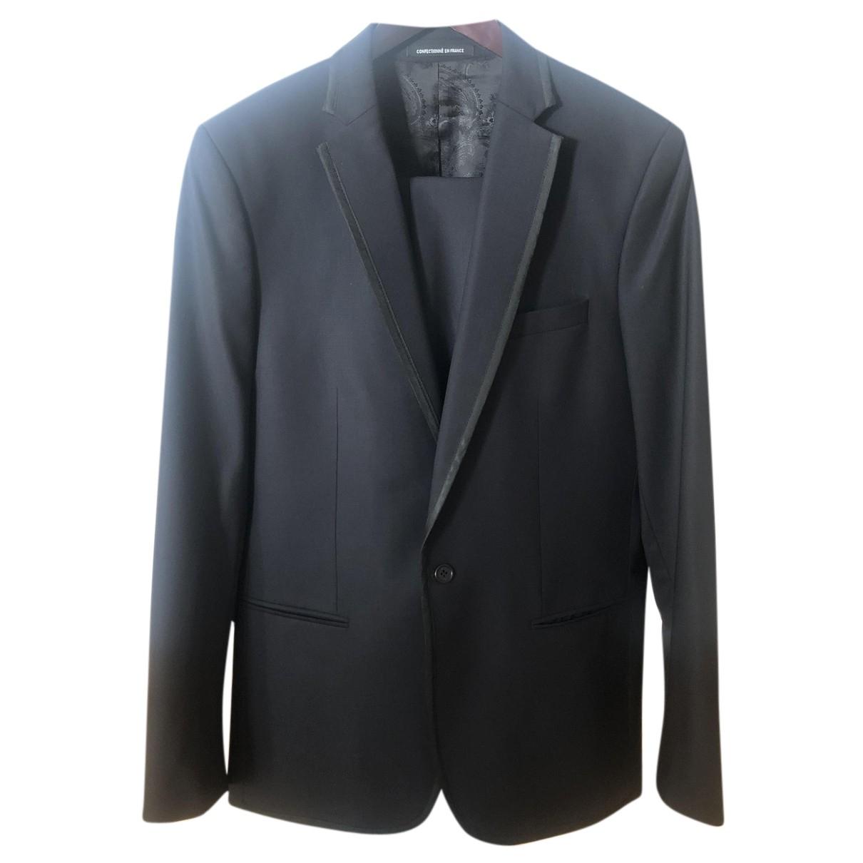 Paul & Joe - Costumes   pour homme en laine - noir