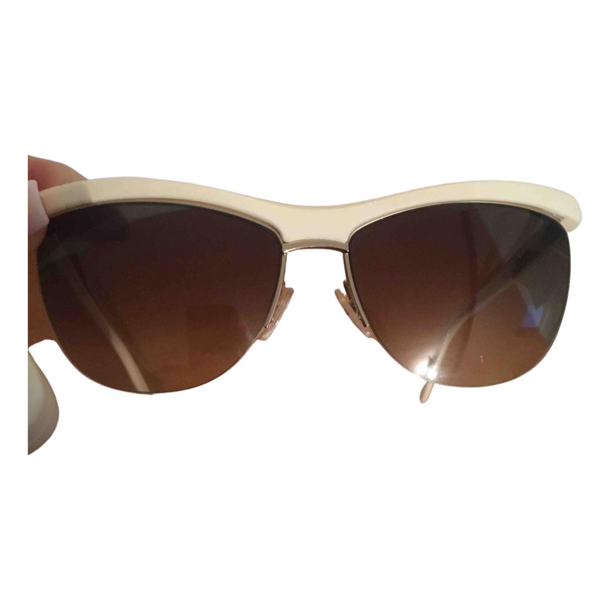 Marc Jacobs \N Beige Sunglasses for Women \N