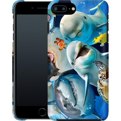 Apple iPhone 8 Plus Smartphone Huelle - Ocean Selfie von Howard Robinson