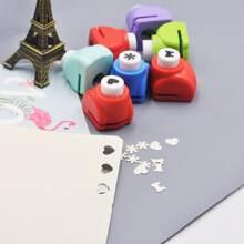 Perforador de papel DIY 1 pieza