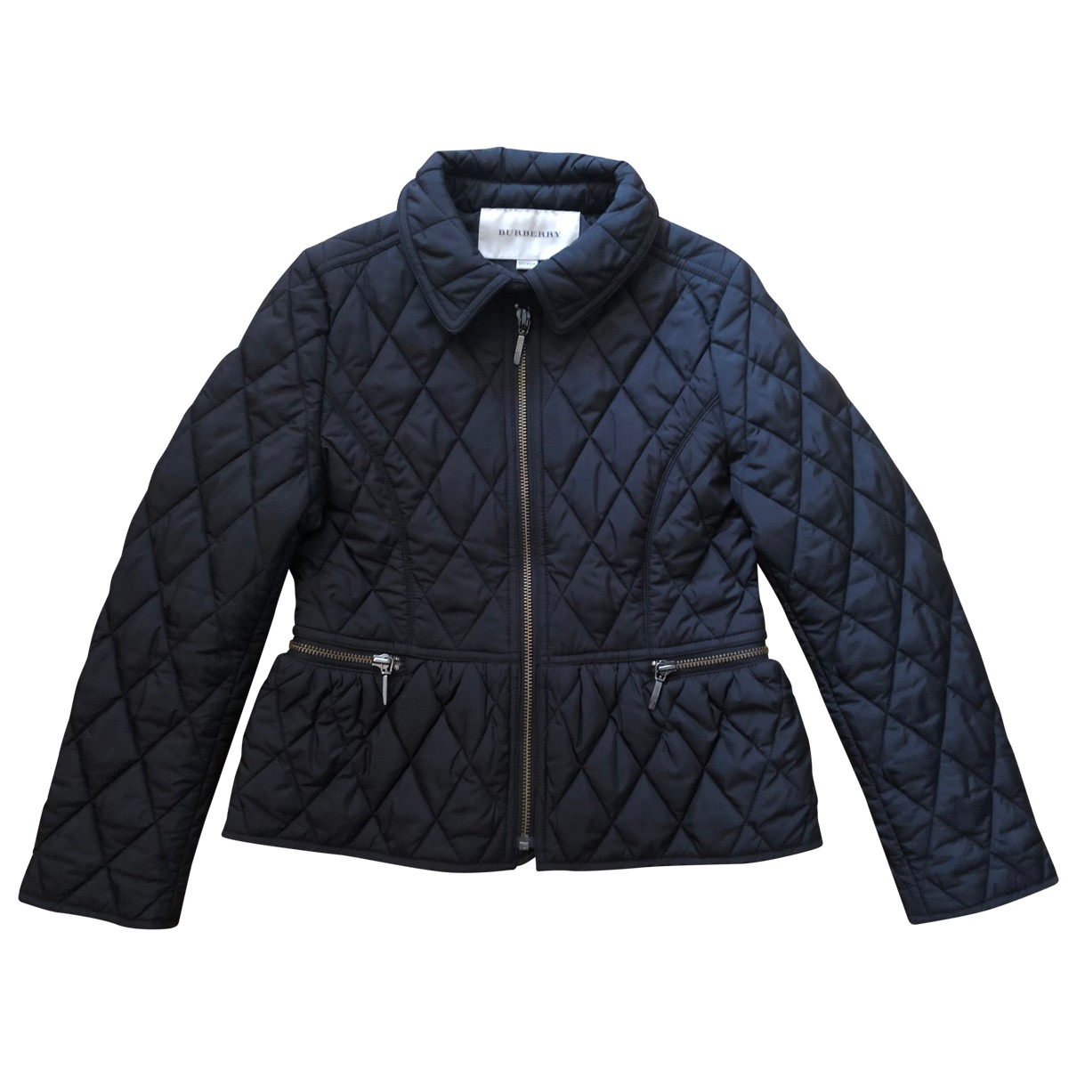 Burberry \N Black jacket & coat for Kids 10 years - until 56 inches UK