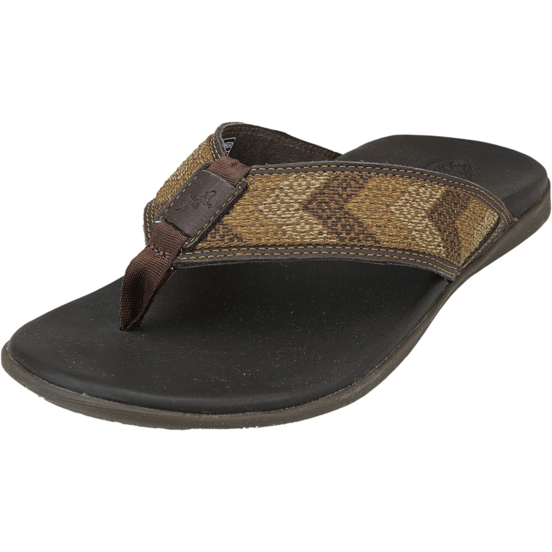 Chaco Men's Marshall Bind Java Fabric Slip-On Shoes - 7M