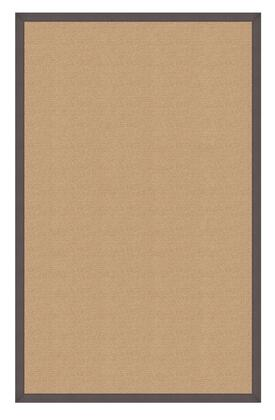 RUG-AT020846 4 x 6 Rectangle Area Rug in