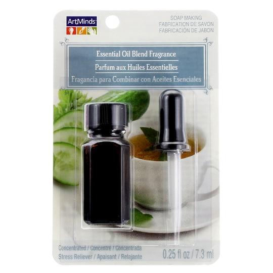 Green Tea & Cucumber Essential Oil Blend Fragrance By Artminds™ | Michaels®