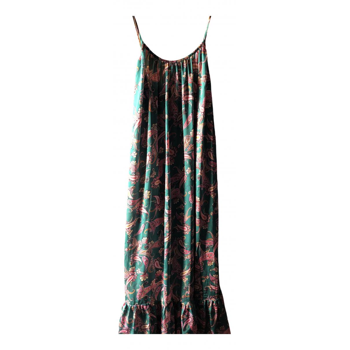 - Robe Oversize pour femme - multicolore