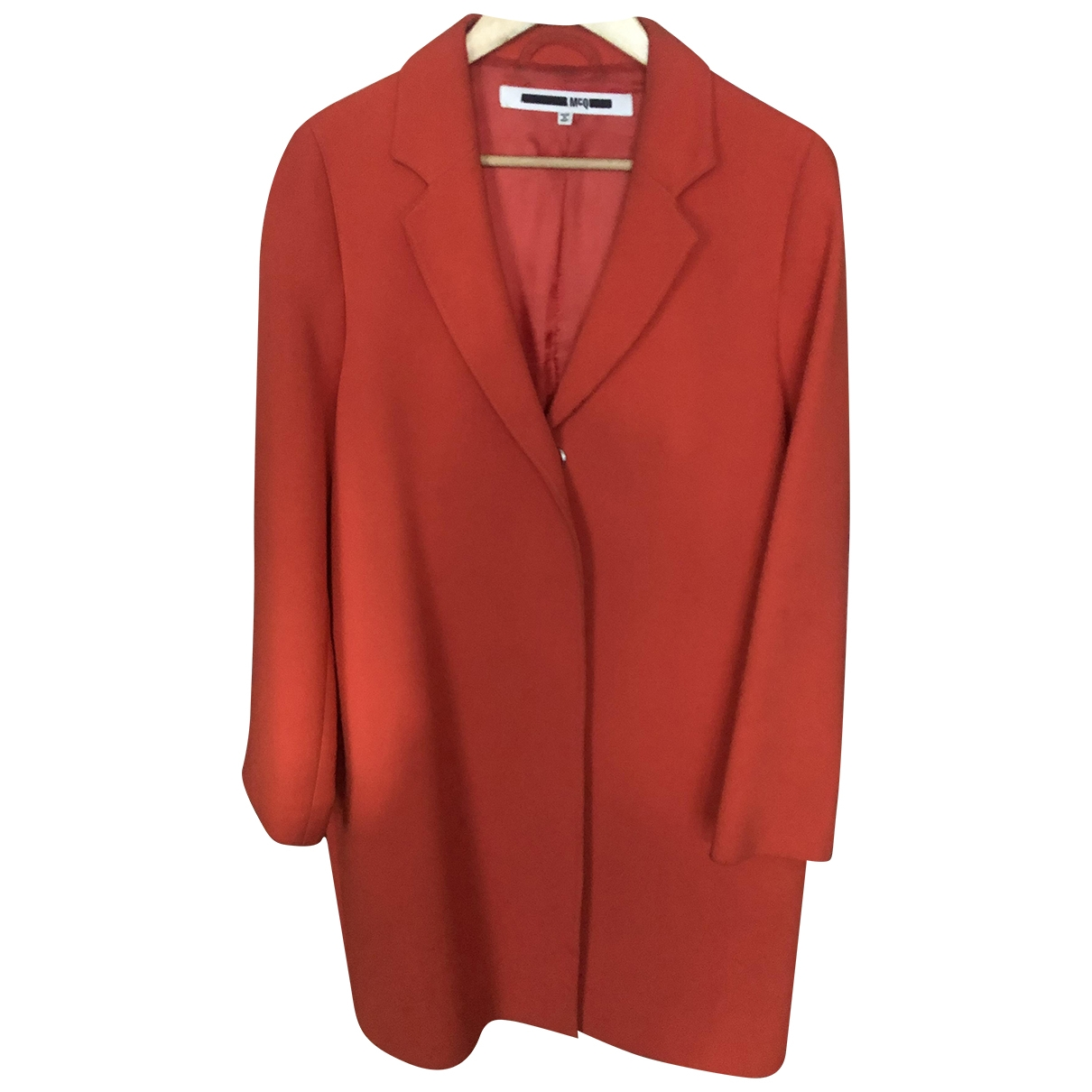 Mcq \N Orange coat for Women 40 FR