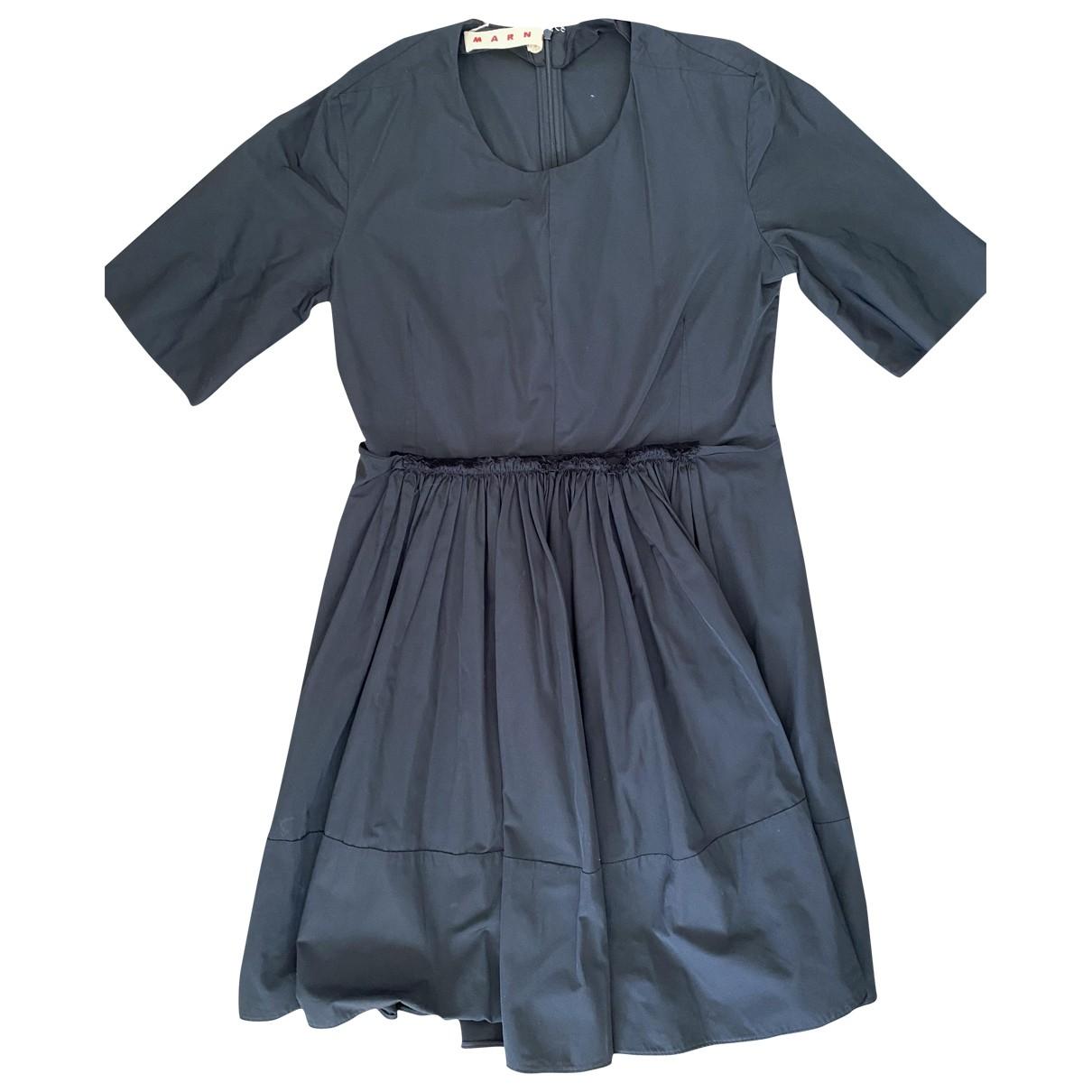 Marni \N Black dress for Women 40 FR