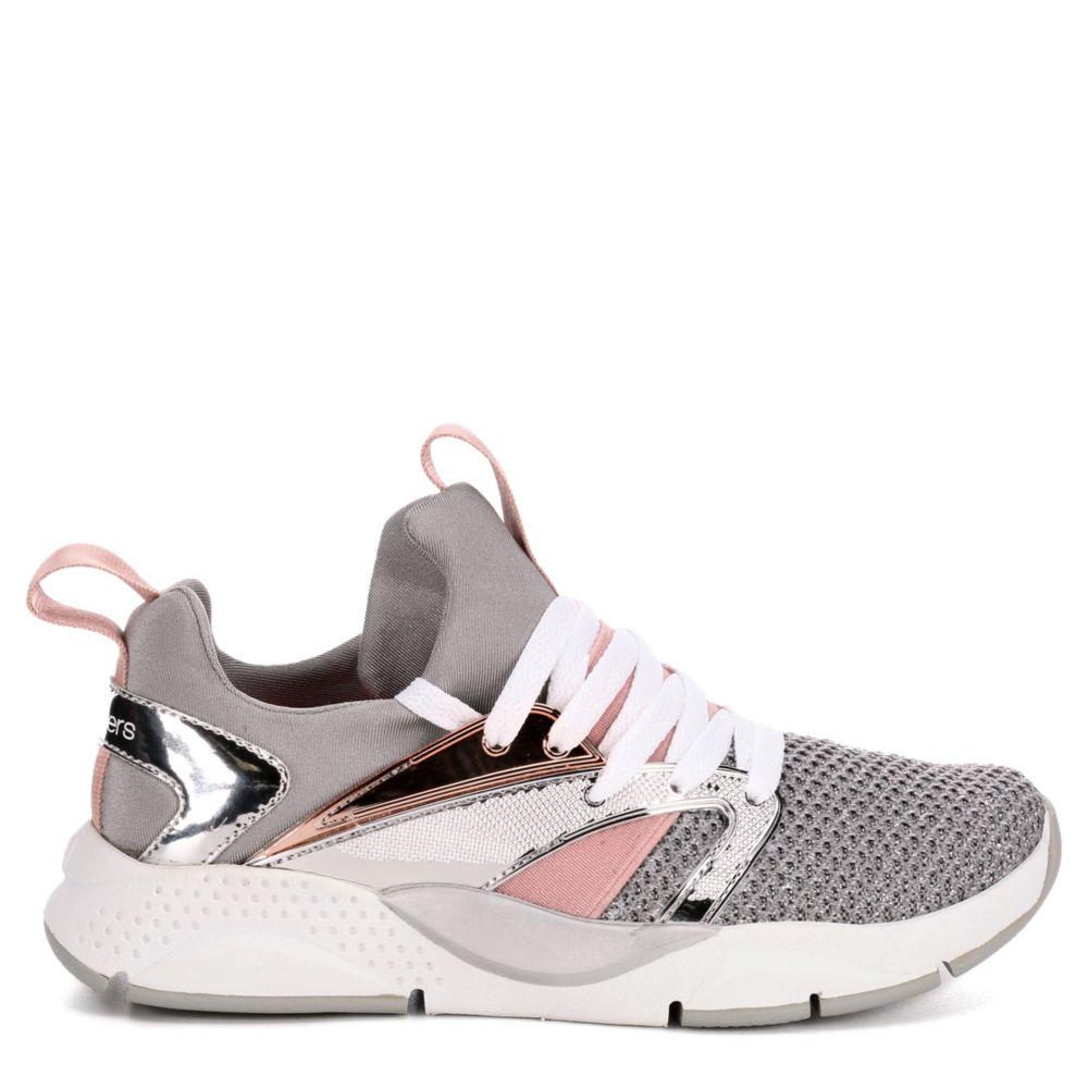 Skechers Kids Girls Sparkle Fashion Shoes Sneakers