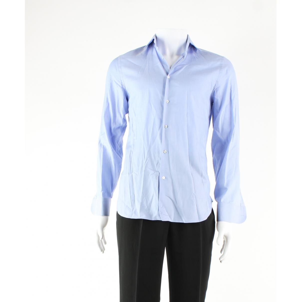 Gucci N Blue Cotton Jeans for Men 40 FR