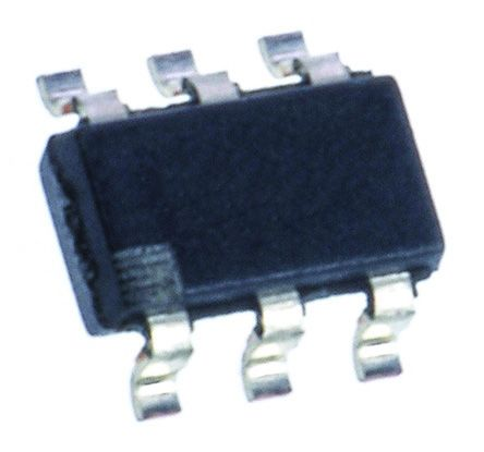 Texas Instruments TPD4E001DRLR, Quad-Element TVS Diode Array, 6-Pin SOT-553 (5)
