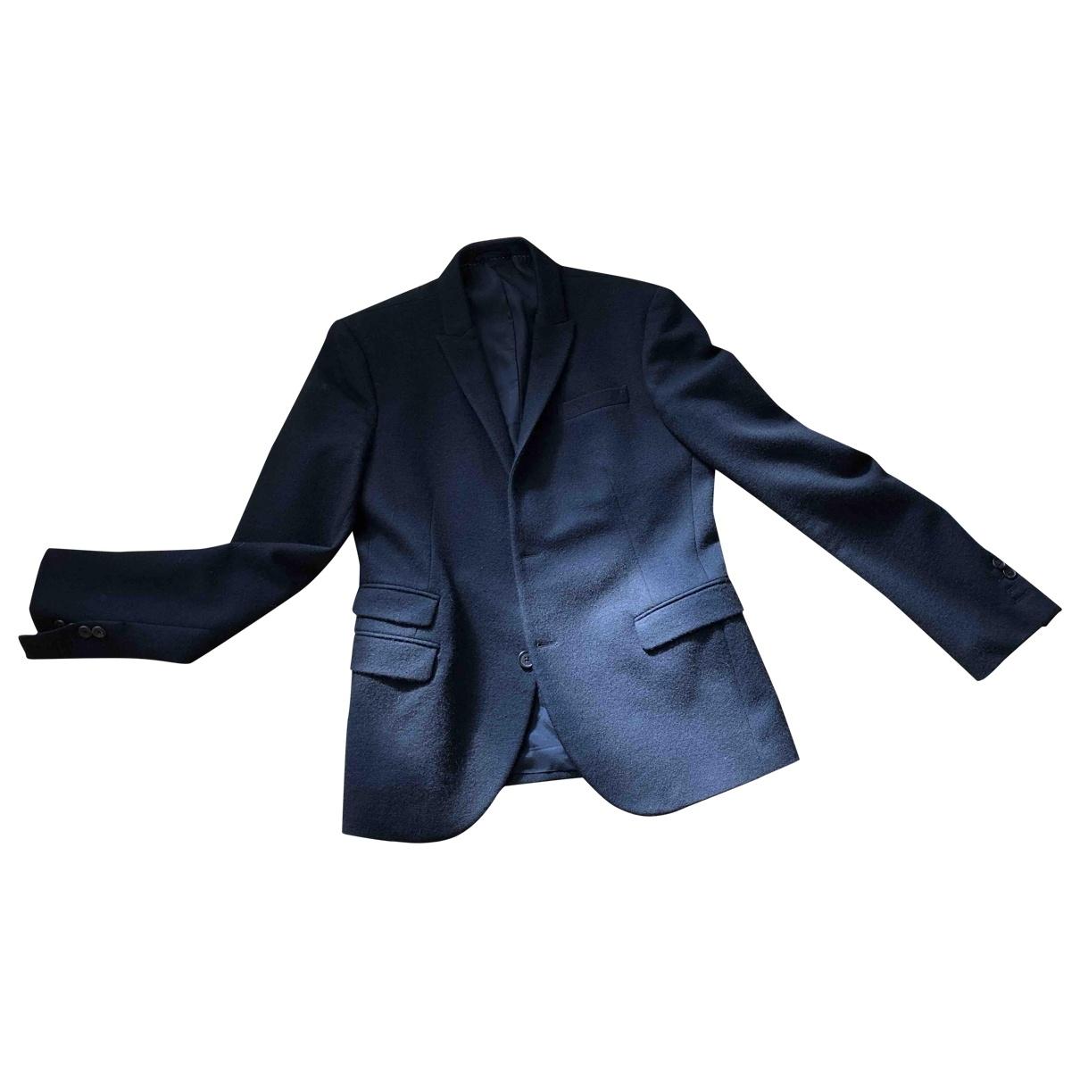 Neil Barrett \N Black Wool jacket  for Men 48 IT