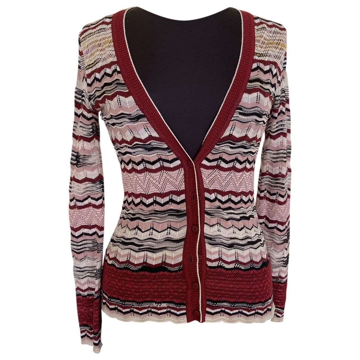M Missoni \N Pullover in  Bunt Wolle