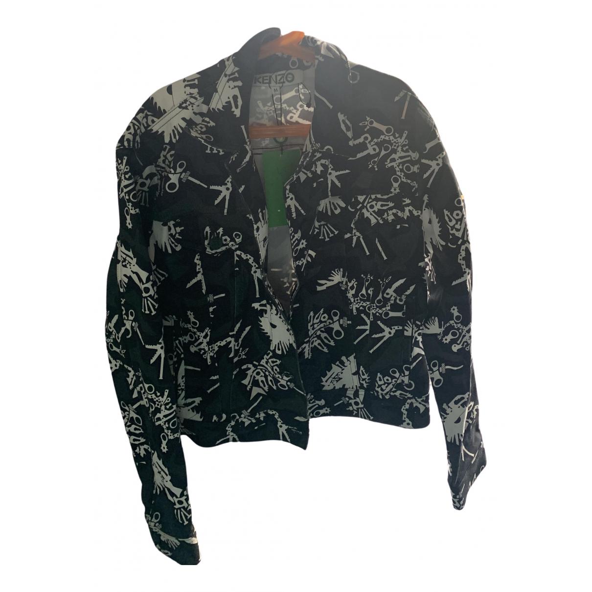 Kenzo \N Multicolour Denim - Jeans jacket for Women M International