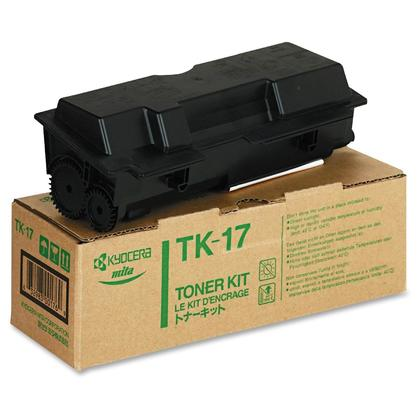 Kyocera-Mita TK-17 originale Black Toner Cartridge