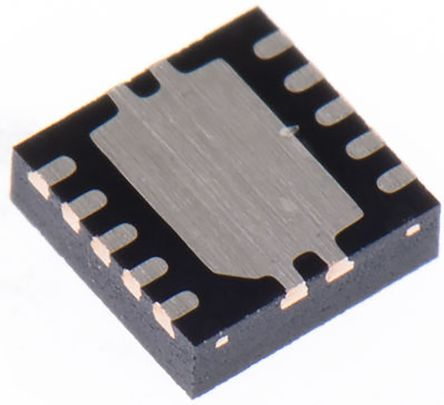Texas Instruments TPS259250DRCT, Current Limiting Switch 3-Input 3-Output, 5A 10-Pin, VSON (5)
