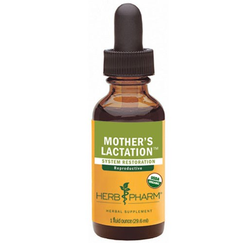 Mother's Lactation Tonic 1 oz. by Herb Pharm