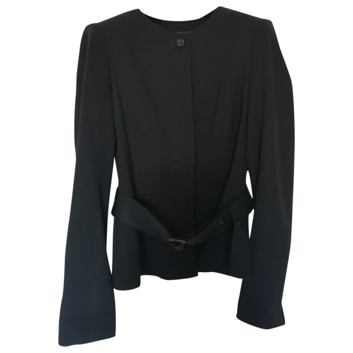 Windsor \N Black jacket for Women 42 IT