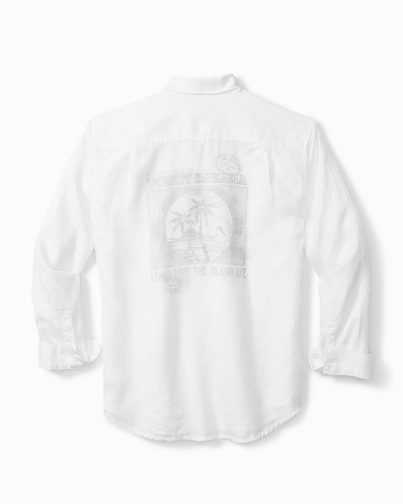 Big & Tall Passport To Paradise Shirt