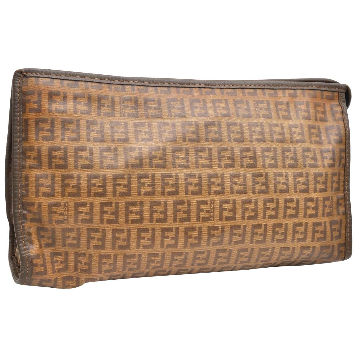 Fendi \N Brown Clutch bag for Women \N